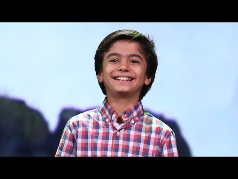 The Jungle Book - Neel Sethi Interview - D23 2015