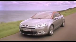 Citroen C5 Airscape Concept Car Videos