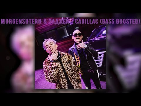 MORGENSHTERN & Элджей - Cadillac (BASS BOOSTED)
