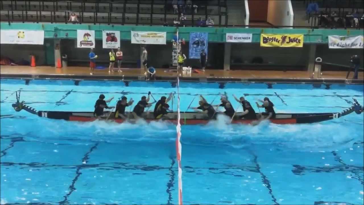Indoor Dragon Boat Winnipeg Feb 17 2013 Youtube