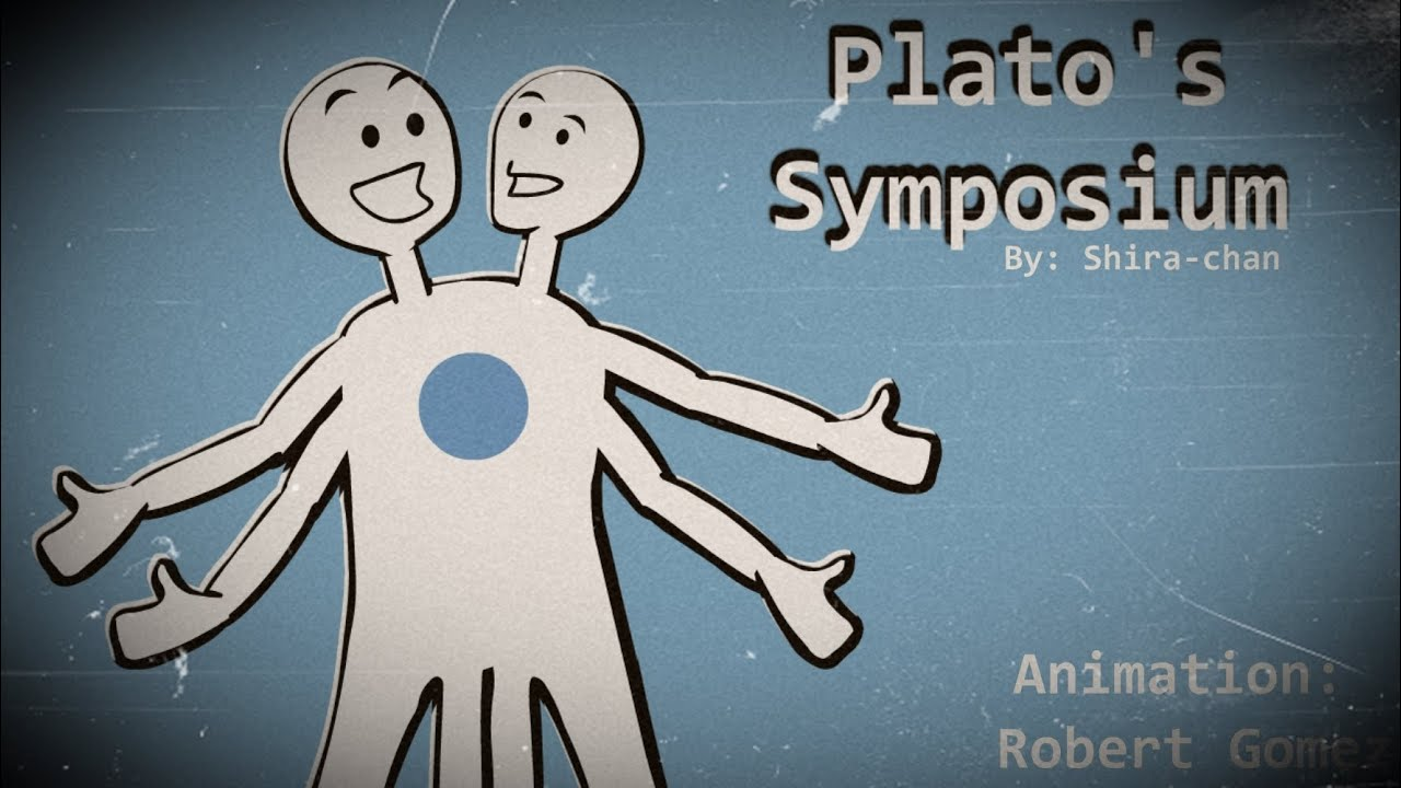 an analysis of the first three speeches in platos symposium Socrates is among the guests at agathon's house, and he is the last to give his speech the first speeches are given by phaedrus, pausanias, eryximachus, aristophanes, and the host, agathon.