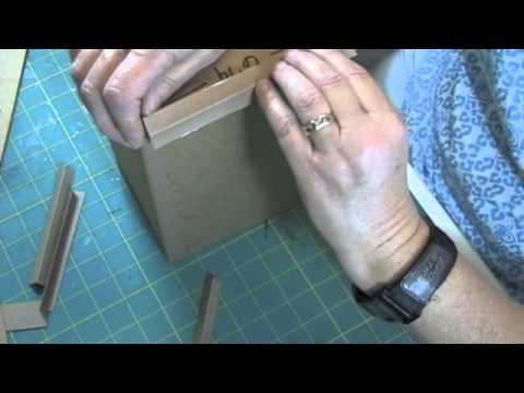 Storage Box With A Lid - PART 2