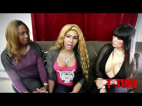 (T-time with the gurlz S1 - E4)  Trans Family Acceptance (THANKSGIVING EPISODE)