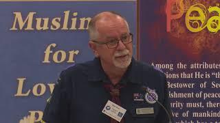 Australia Ahmadi Muslims host peace symposia