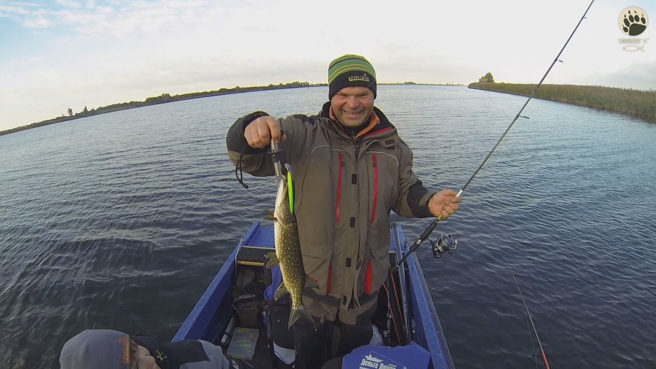 как ловят рыбу на днепре