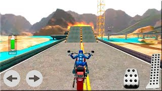 Extreme Bike Stunts 3D - Motor Games Gameplay Android