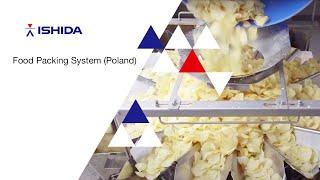 Ishida Snacks Food Packing System (Poland)