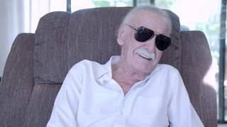 Candid Video of Stan Lee Speaking About His Fans
