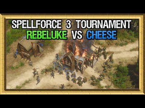 Spellforce 3 Tournament - Rebeluke vs Cheese - Game 3 |