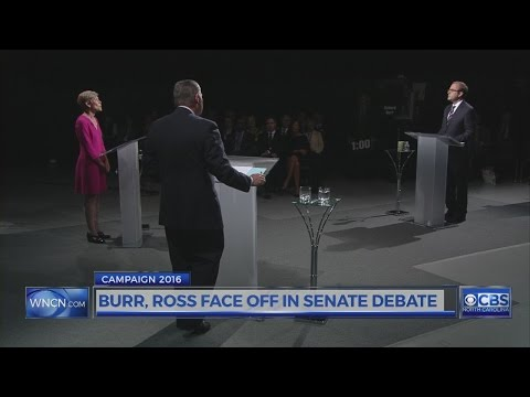 Beau Minnick recaps Burr v. Ross debate