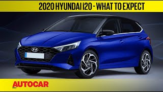 2020 Hyundai i20 for India - What to expect | First Look | Autocar India