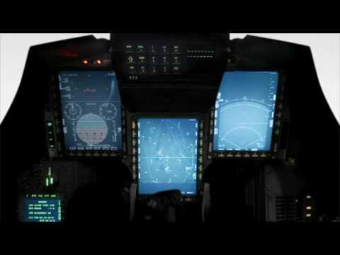 Saab Gripen - Controlling The Machine