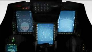 Saab Gripen - Controlling The Machine