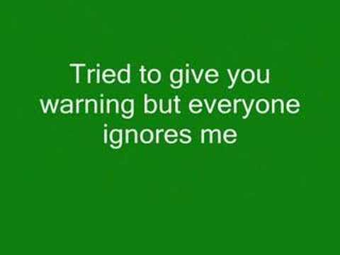 Linkin Park-Nobody's Listening(with Lyrics)