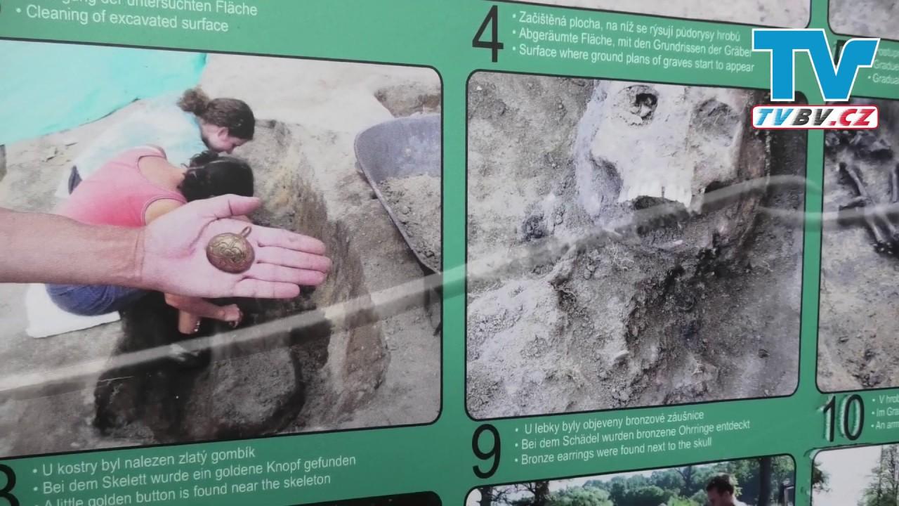 Zámeček Pohansko - Muzeum lehkého opevnění - Archeologie na Pohansku