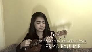 Sa Ngalan ng Pag-ibig by December Avenue (Ukulele Cover) | Erika Pauline