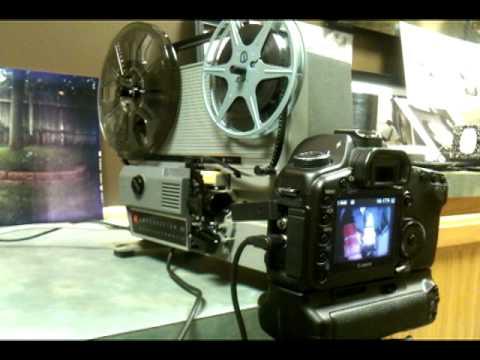 4k super 8mm telecine in action youtube. Black Bedroom Furniture Sets. Home Design Ideas