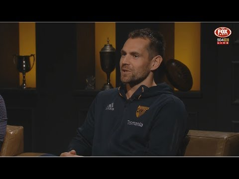 Luke Hodge On The Couch (10 July 17)