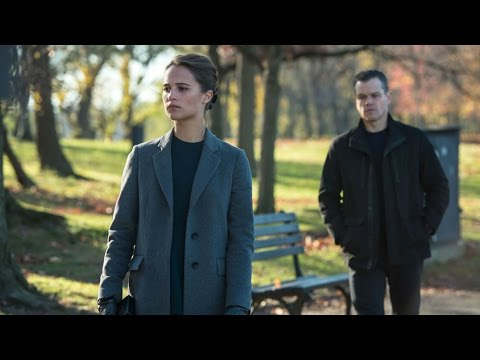 Alicia Vikander Interview | 'Jason Bourne' (2016) Exclusive