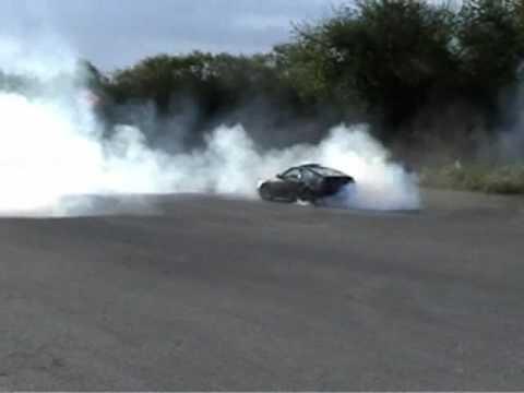 Mid engine RWD turbo crx