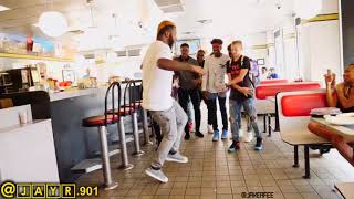 Waffle House Turn Up