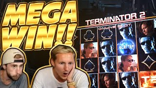 MEGA WIN!!! Terminator 2 HOTMODE BIG WIN - HUGE WIN on Casino Game