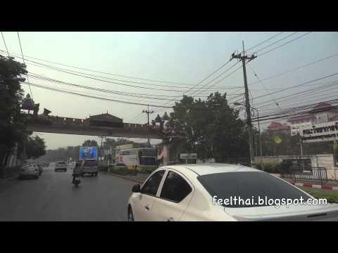 ทางไปศูนย์นครชัยแอร์อุดร  Nakhonchai Air Udon bus terminal