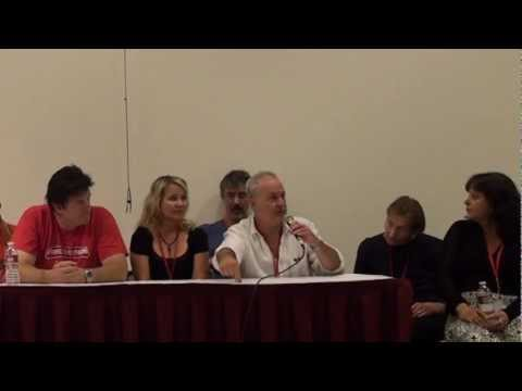 The Voice Actors Panel