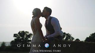 Clock Barn Wedding Film - Gemma & Andy - Chris Spice Films