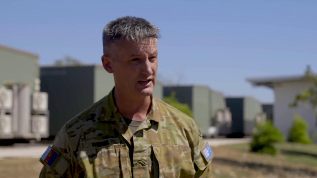 Download U.S. Marines arrive in Darwin for MRF-D 2020