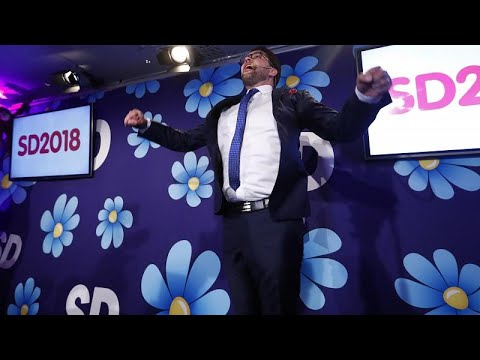 Far-right party sees significant gains in Swedish election