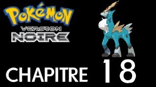Pokémon Noir - Chapitre 18 - Capture de Cobaltium !