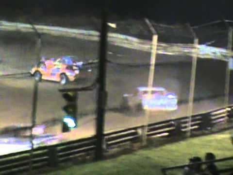 lakeville speedway 7-15-11 pure stock feature(justin patterson)pt.4