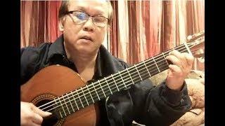 Mắt Lệ Cho Người Tình (Phạm Mạnh Cương) - Guitar Cover by Hoàng Bảo Tuấn
