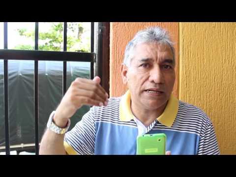 Entrevista al presidente de la CUT (Central Unitaria de Trabajadores)