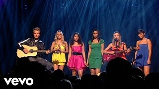 The Saturdays - Issues (Live From The Nokia Green Room   2008)