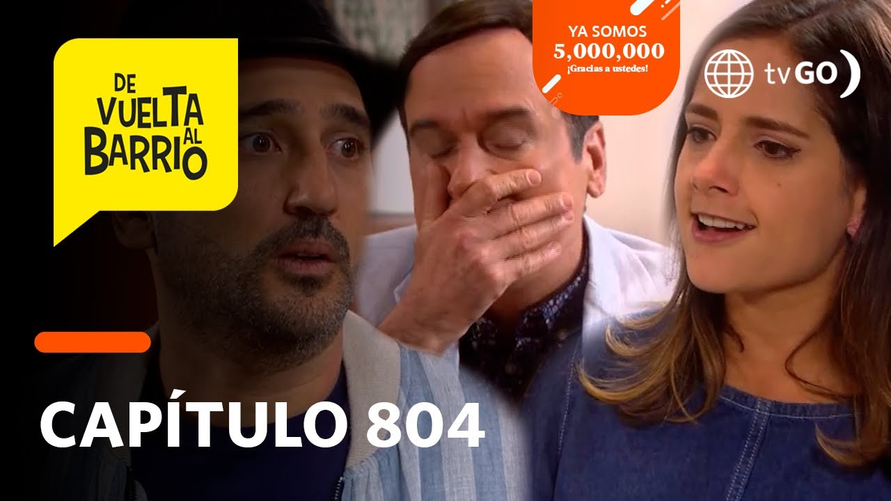 Download De Vuelta al Barrio 4: Anita descubrió que el autor de las cartas fue Edmundo (Capítulo n° 804)