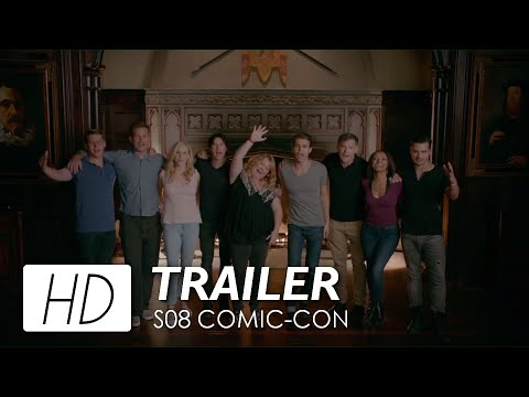 The Vampire Diaries Season 8 Comic-Con Trailer - The Final Season [HD]