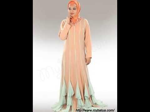 Islamic Wedding Dresses - Maysoon Beautiful Wedding Abaya Online