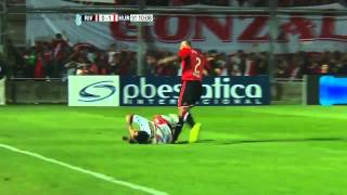 Edson Puch vs River - Supercopa Argentina - Huracan Campeon