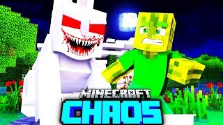 0,0001% CHANCE gegen KILLER HASE?! - Minecraft CHAOS #22 [Deutsch/HD]