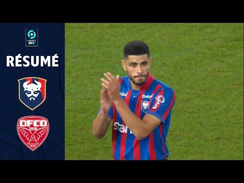 Caen Dijon Goals And Highlights