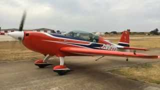 Extra 330LT Aerobatic Aircraft. The happiness machine