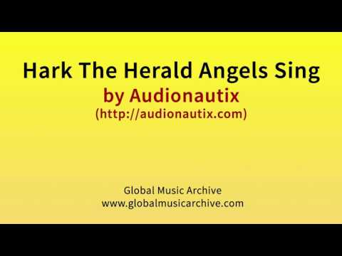 Hark the herald angels sing by Audionautix 1 HOUR