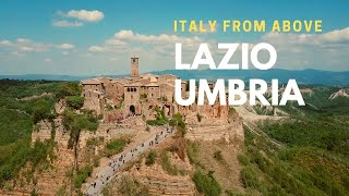 Just a quick edit made out of drone flights during my travel to provinces lazio and umbria (italy) in april 2017. drone: mavic pro.editing color gr...