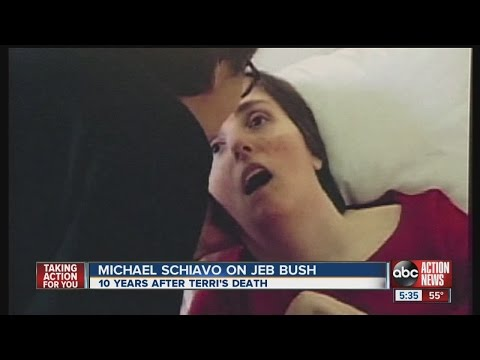 Michael Schiavo weighs in on Jeb Bush's potential bid for president