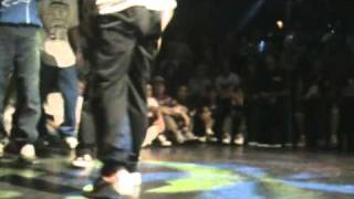 T-Break & King Foolish Vs Pluto & InTact - Circle Prinz Finland 2010