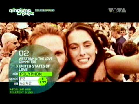 WestBam & The Love Committee - United States Of Love
