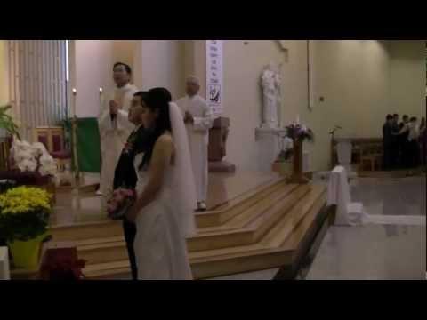 Liem & Helen's Wedding Part 2. HD 720P