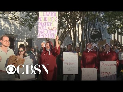 Alabama abortion bill raises questions over the future of Roe v. Wade